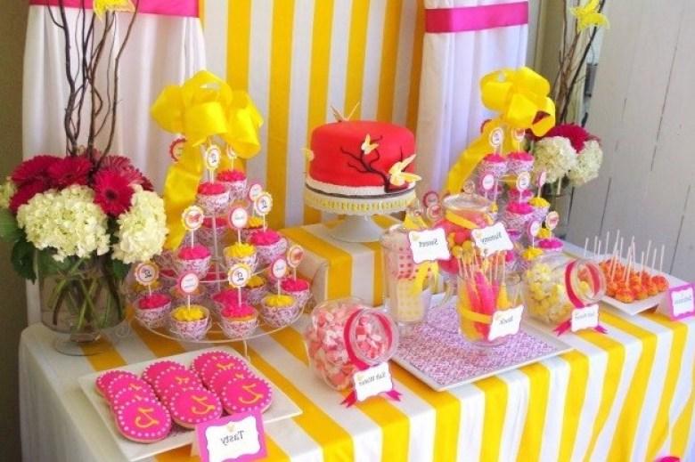 Dekorasi Ultah Anak Candy Crush