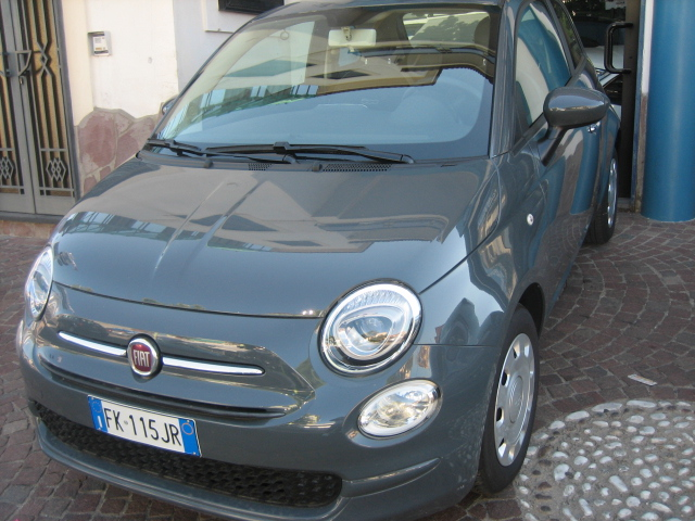 FIAT 500 POP 2017 FULL OPTIONAL