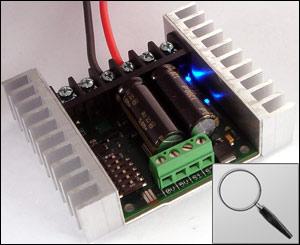 Ac Motor Speed Controller Wiring Diagram Sabertooth 2x25 V2 Regenerative Dual Motor Driver