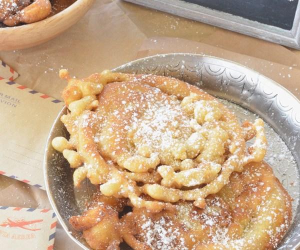 Funnel Cakes, #comidacallejera