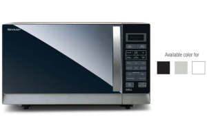 Microwave Oven Sharp R 728(S)-IN-diminimalis.com