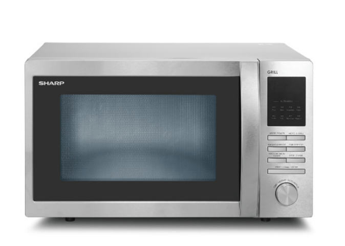 Microwave Oven Sharp R-730IN(ST)-diminimalis.com