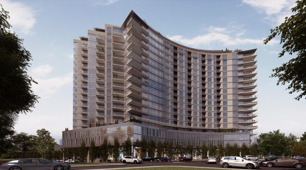 University Circle Apartments - Dimit Architects