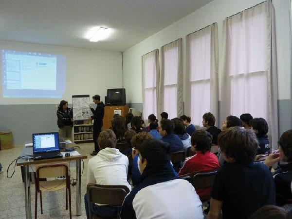 presentazione-del-corso-di-fumetto-nella-scuola-a-gambassi-terme