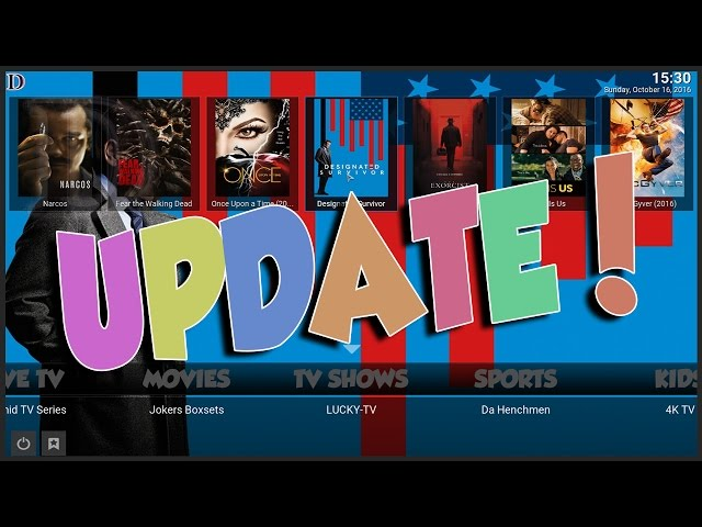BOOM SHAKALAKA BUILDS FOR KODI V16 & V17 UPDATED!