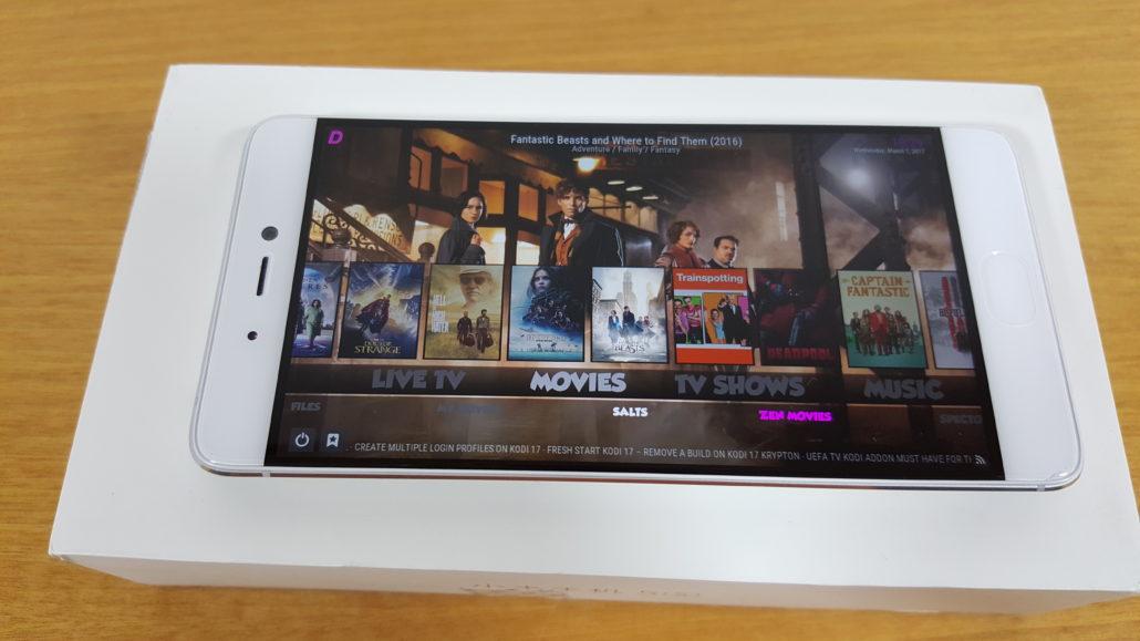 Xiaomi Mi 5s Boom Shakalaka