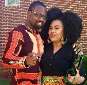 Stella Damasus Flaunt Wedding Ring With Third Husband On Easter Day, Fans React