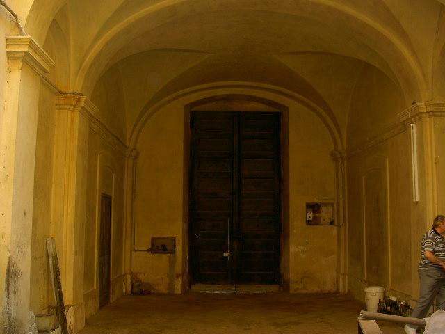 Antico palazzo signorile nel centro storico di Parabita
