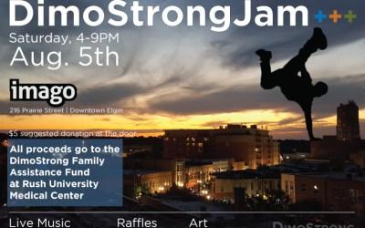 DimoStrong Jam 3 event photos