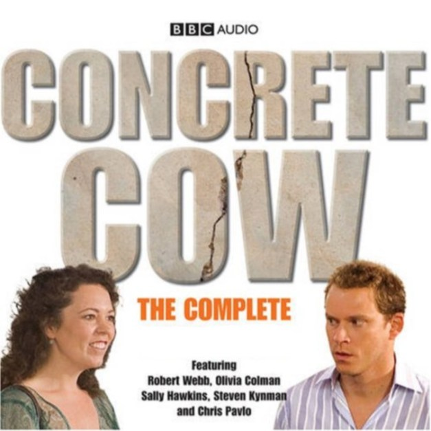 Concrete Cow