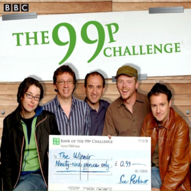 The 99p Challenge & King Stupid