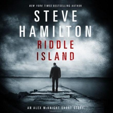 Alex McKnight [11½] Riddle Island