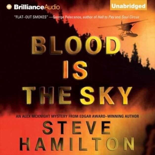 Alex McKnight [05] Blood is the Sky