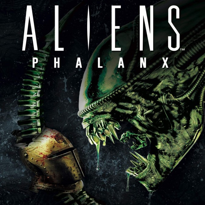 Alien™ Series [8] Phalanx
