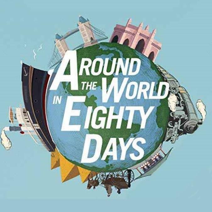 Around the World in 80 Days – Anna Lea
