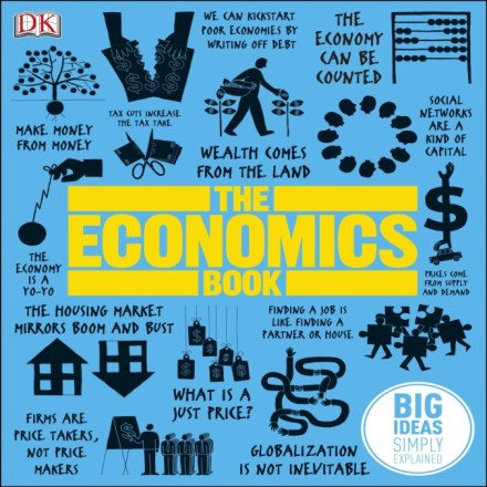 Big Ideas Simply Explained – The Economics Book