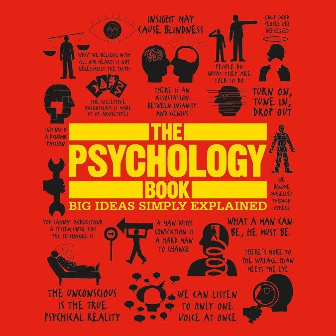 Big Ideas Simply Explained – The Psychology Book