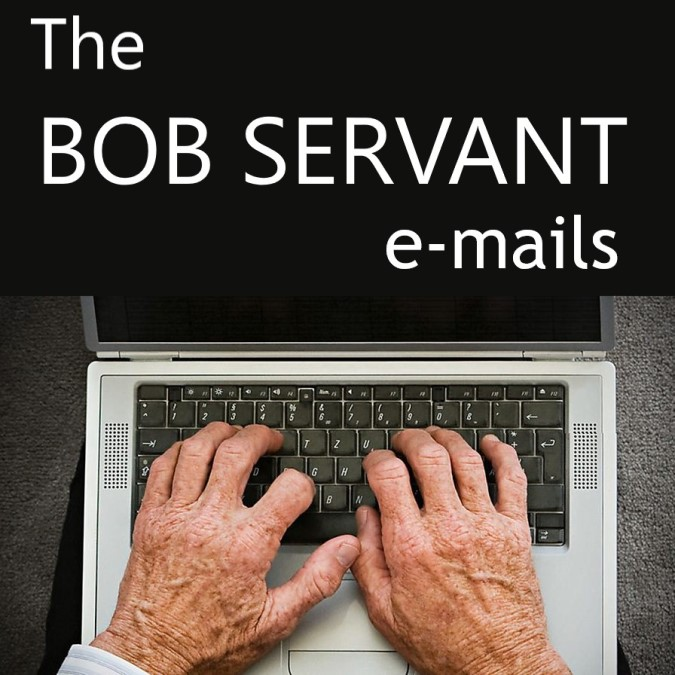 The Bob Servant Emails