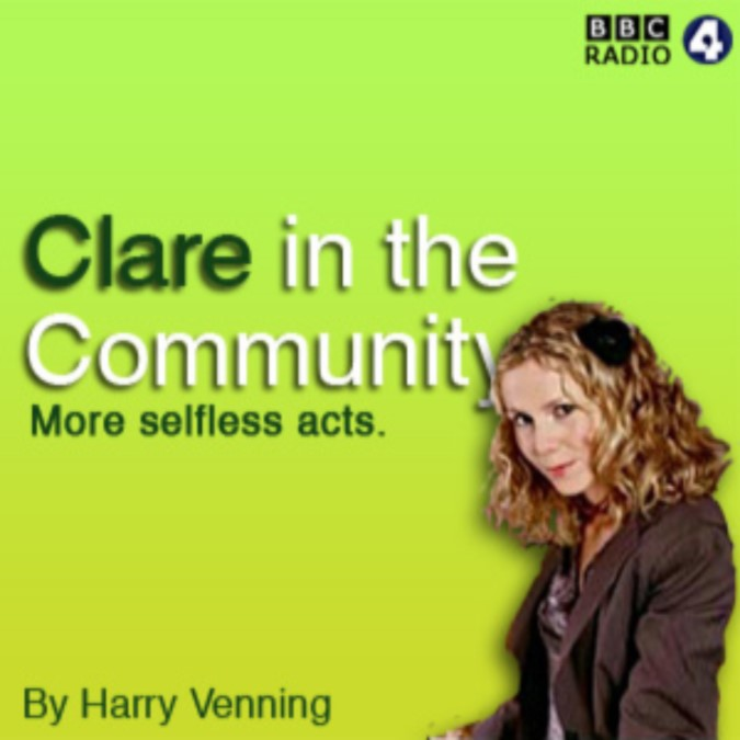 Claire in the Community