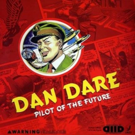 Dan Dare Pilot of the Future