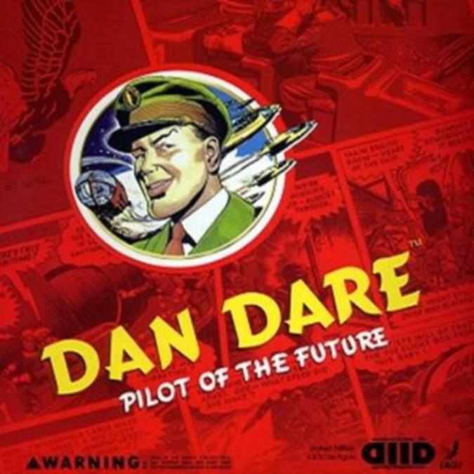 Dan Dare Pilot of the Future