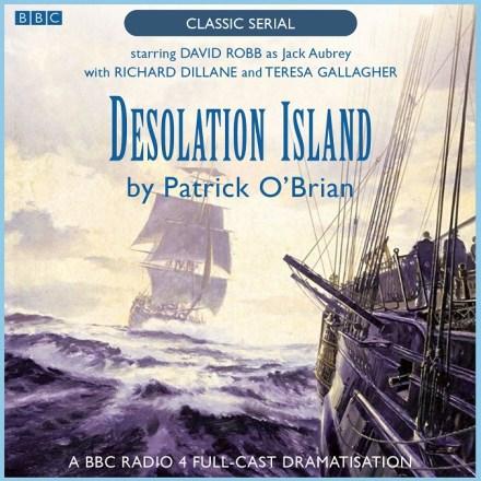 Desolation Island – Patrick O'Brian