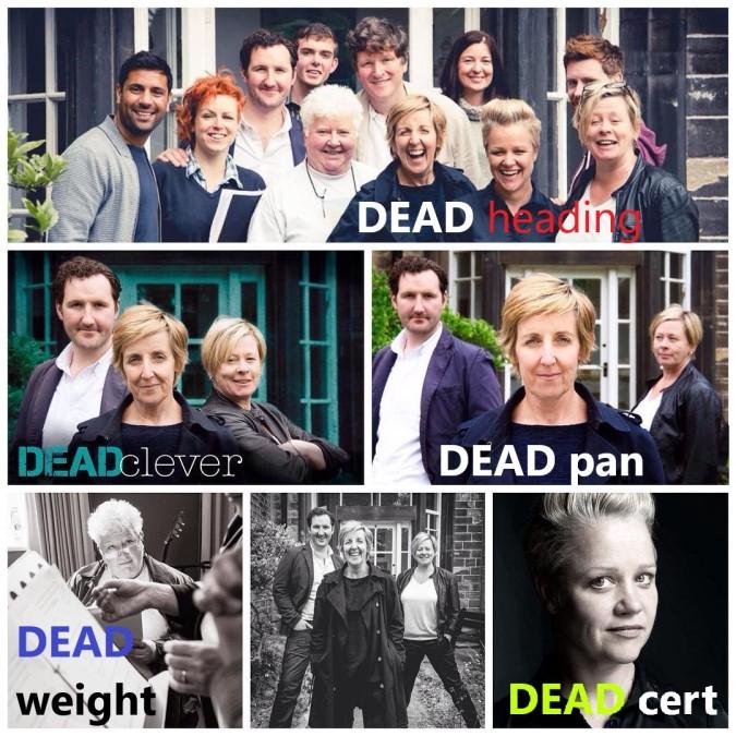 Dead Heading, Clever, Pan, Weight, Cert