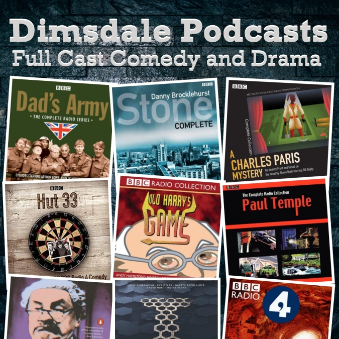 Dimsdale Podcast Main Feed