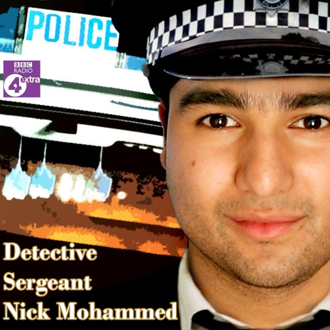 Detective Sergeant Nick Mohammed