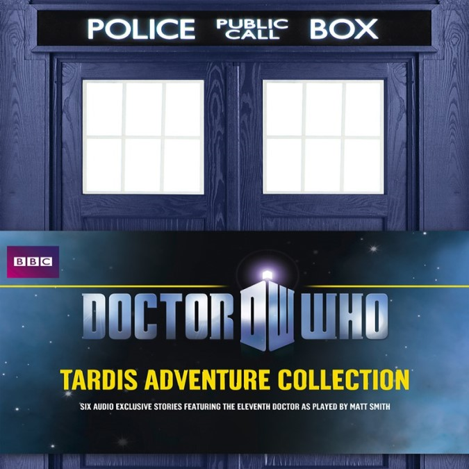 Doctor Who Tardis Adventure Collection