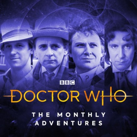 Doctor Who – The Monthly Adventures