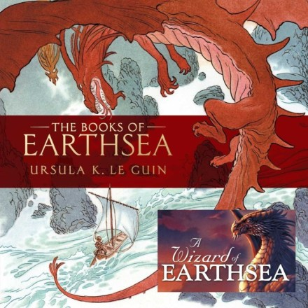 A Wizard Of Earthsea & Earthsea