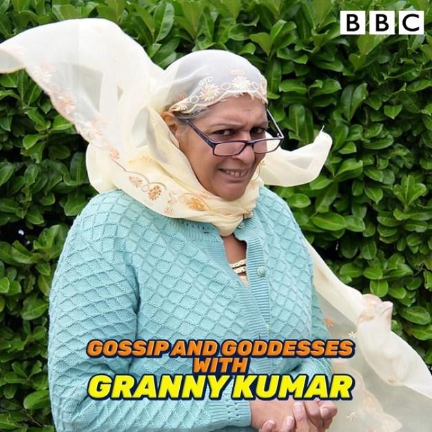 Gossip and Goddesses with Granny Kumar
