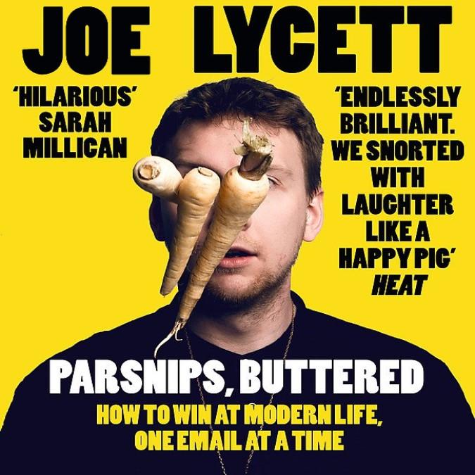 Joe Lycett Parsnips Buttered