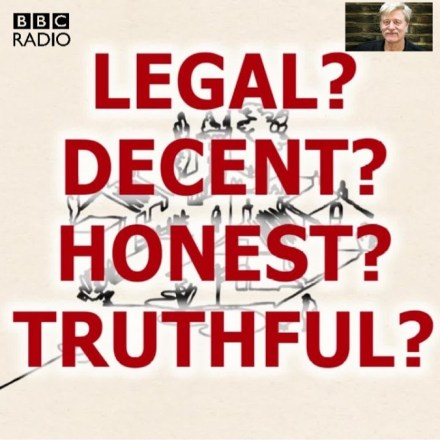 Legal, Decent, Honest & Truthful