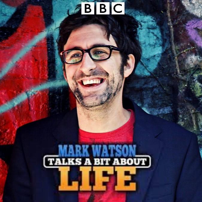 Mark Watson Talks a Bit About Life