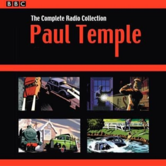Paul Temple BBC