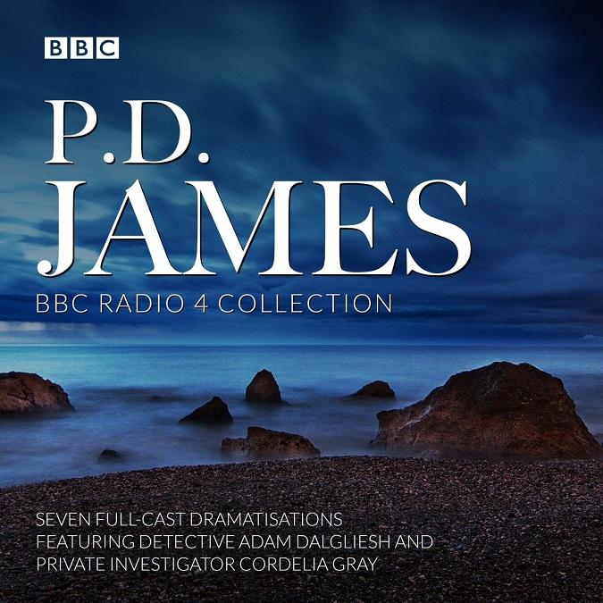PD James BBC Radio Collection