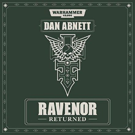 Ravenor [2] Returned