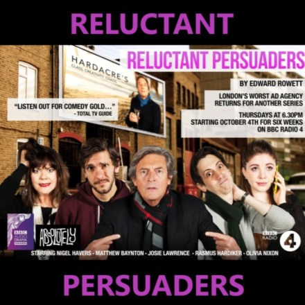 Reluctant Persuaders