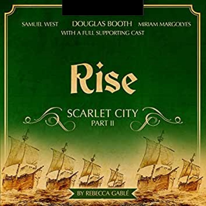 Scarlet City [2] Rise