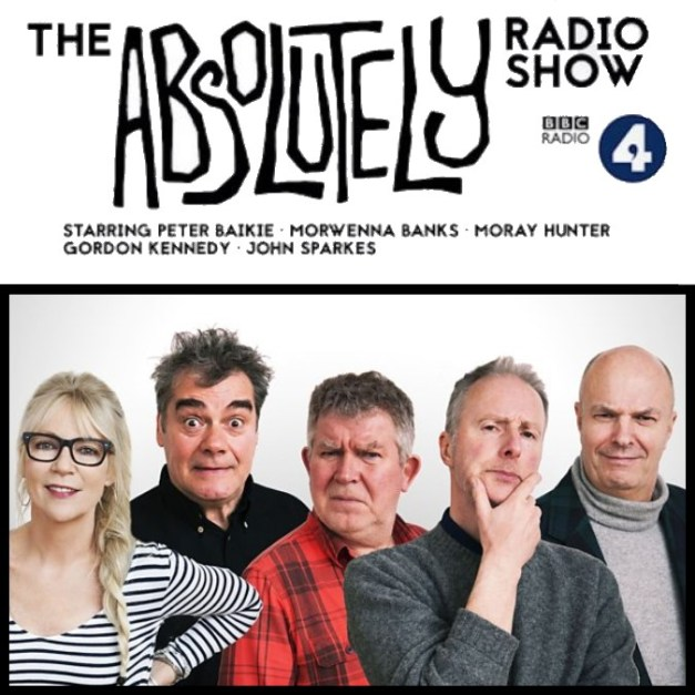 The Absolutely Radio Shows