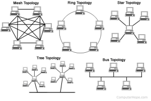 Networks Topology