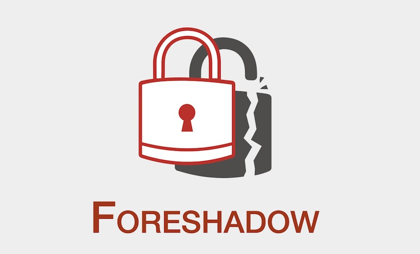 Presentation: Foreshadow Vulnerability Explained
