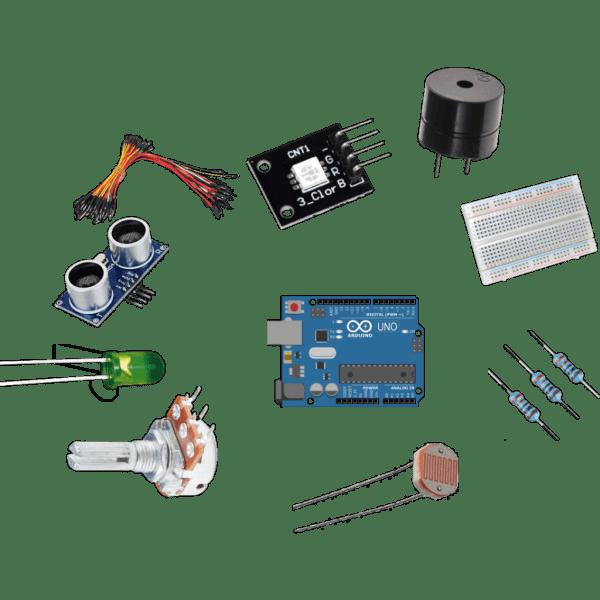 Arduino Introduction Kit