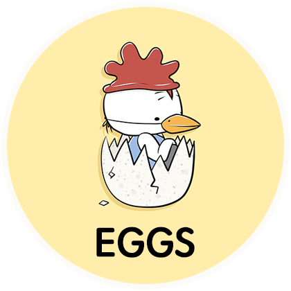 Egg Quiz Chinese