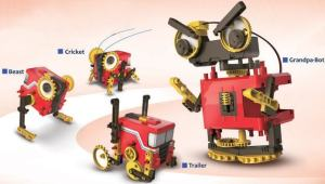 Simple Educational Robot for Early-Age Students
