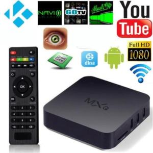 Android TV Box; Online Streaming Options