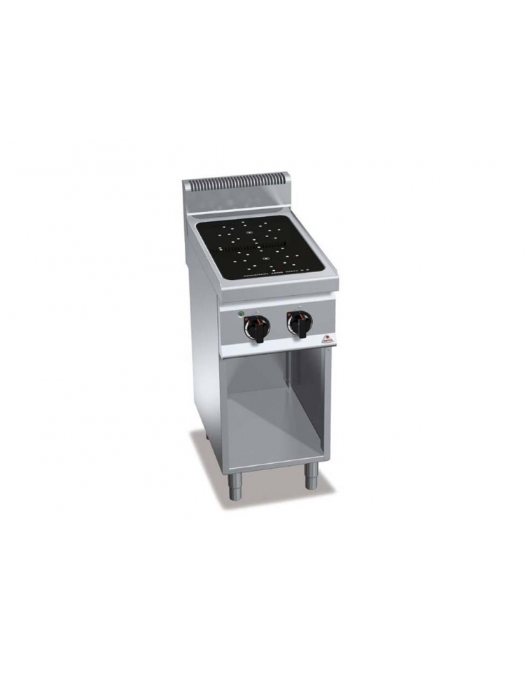Cucina a induzione per ristoranti N 4 Zone di cottura su