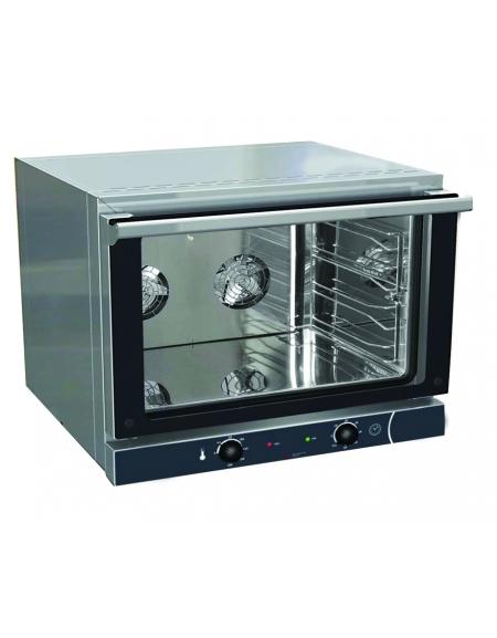 Forno elettrico 4 teglie GN 11 ventilato professionale  Alimentazione elettrica  Forni a